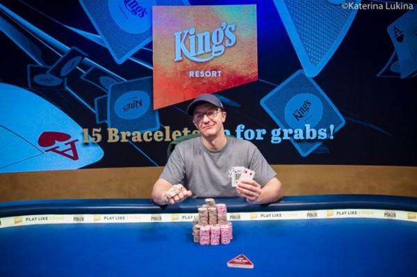 Marked Cards WSOP|Kahle Burns