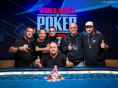 Marked Cards WSOP|Leon Tsoukernik Won The Short-roll High Roller Championship