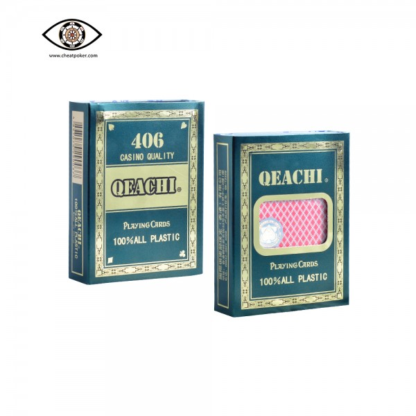 QEACHI 406 barcode marked cards