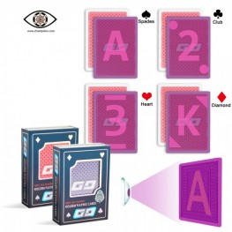 Marked Playing Cards - GG Infrared Marked Cards - Cheating Poker