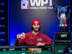 Marked Playing Cards WPT | Josh Adkins Won The WPT For The First Time