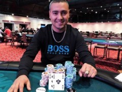 Marked Playing Cards | Steven Sarmiento Won WSOP Coconut Creek Main Event