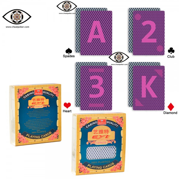 Marked Playing Cards - EYT UV Marked Cards for Sale