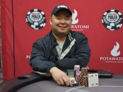 WSOP Event News | Richard Bai Won The Main Event of Potawawatomi