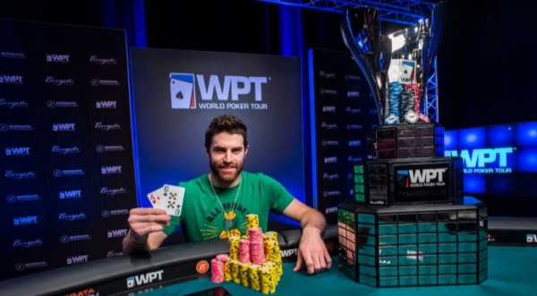 PocketFives Do<em></em>nald Malo<em></em>ney WPT Poker Event