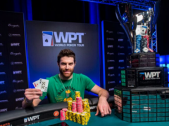 WPT Poker Event | Donald Maloney Won WPT Top 100 Tower Open