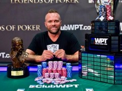 Legendary Poker | Aaron Van Blarcum Won The Legendary Poker Main Event