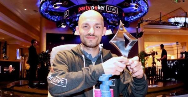 Ivan Gabrieli Won The Partypoker High Roller Championship