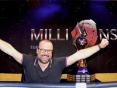 Partypoker | Lukas Zaskodny Won The European Millions Main Event