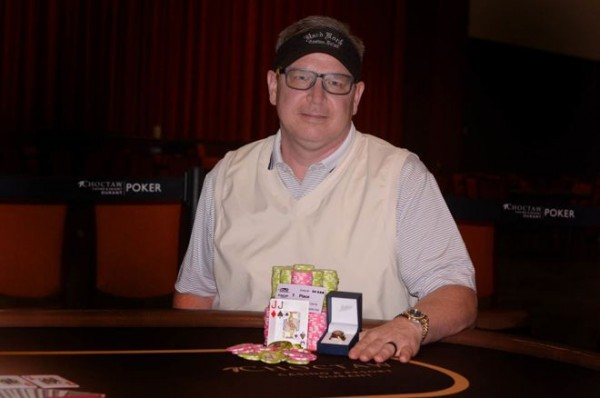 Hollis Holcomb Won Marked Cards WSOP