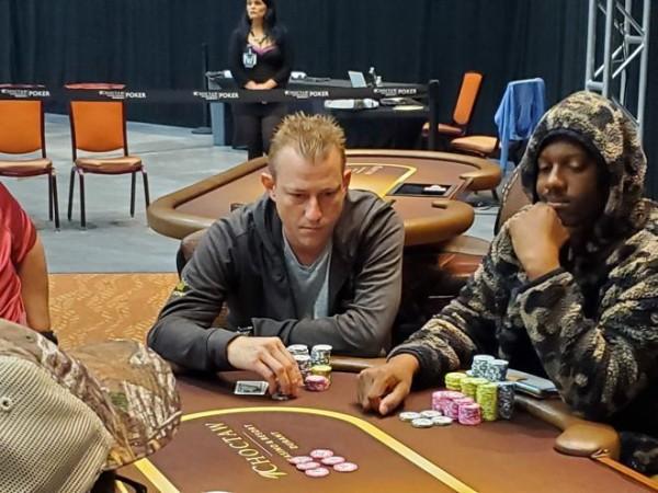Matt Russell Marked Cards WSOP