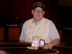 Marked Cards WSOP | Hollis Holcomb Won Tour Chuck Tao Main Championship