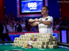 WSOP | Hossein Ensan Won The WSOP Main Event And Earns $10 Million