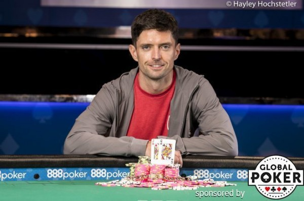 Keith Tilston won marked playing cards WSOP