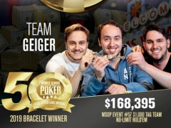 Marked Playing Cards WSOP | Israeli Player Won The WSOP Team Championship