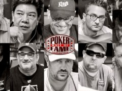 Candidates for The Poker Hall of Fame in 2019