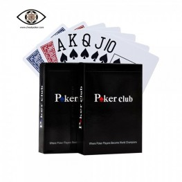Marked Playing Cards of Poker Club Barcode Cheat Poker for Sale