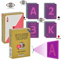 Modiano Marked Playing Cards - Best Gambling Cheating Decks