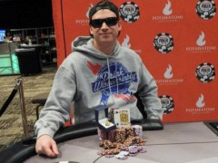 Michael Hudson Won The WSOP Circuit Potawatomi Championship