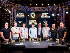Bryn Kenney won the Australian Millions Main Event Championship