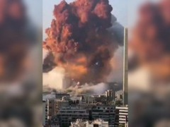Explosion in Beirut Has Killed A Hundred People