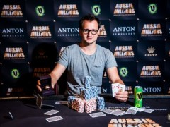 Kempe won the Australian Millions 2.5 Marriott away championship
