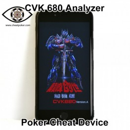 Poker Scanner Analyzer CVK680 Cheat Poker Gambling Cheating Devices