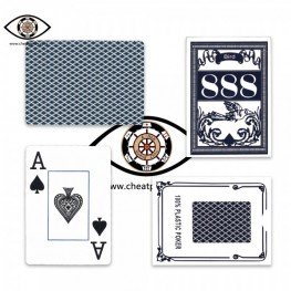 Cheat Poker Barcode Marked Playing Cards | Poker Cheating Devices