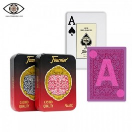 Marked Playing Cards Fournier Cheat Poker | Poker Cheating Devices