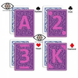 Marked Cards for Contact Lenses | Copag Cheat Poker Decks