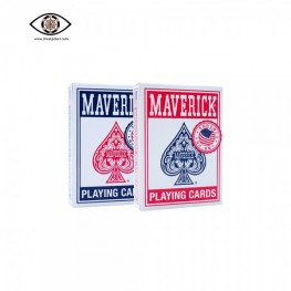 Poker Cheat Maverick Marked Cards| Poker Cheating Devices for Analyzer