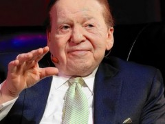 Sheldon Adelson Takes Sick Leave for Cancer Treatment| Marked Cards