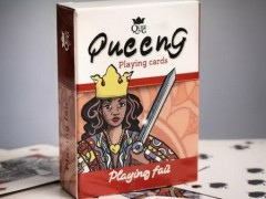 A Utah Girl Created Queeng Playing Cards