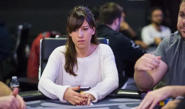 Kristen Bicknell tweeted to discuss misogyny in poker