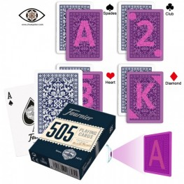 Marked Playing Cards for Sale| Fournier 505 Cheating Cards