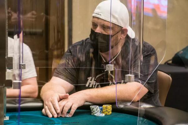 poker player Billy Joe Taylor