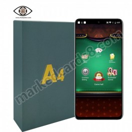 A4 Poker Analyzer for Sale| AKK Marked Cards Cheating Device