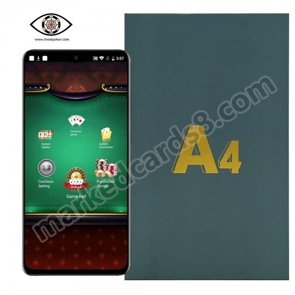 AKK A4 poker analyzer 1