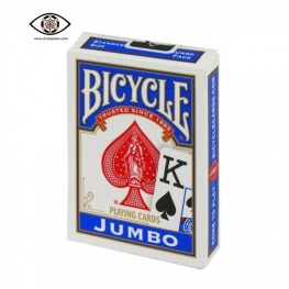 Bicycle Jumbo Barcode Marked Deck   Poker Cheating Cards