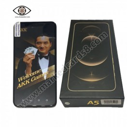 AKK A5 Poker Cheat Analyzer   Marked Cards Cheating Devices